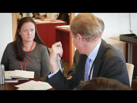 Behind the scenes: The UK Presidency of the Security Council