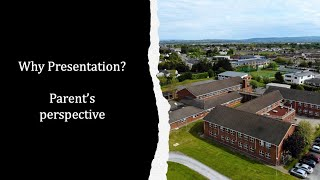 Why Presentation? A Parent's Perspective