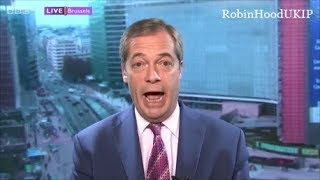 Nigel Farage says £40bn brexit deal is a very bad deal