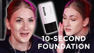We Try 10-Second Foundation