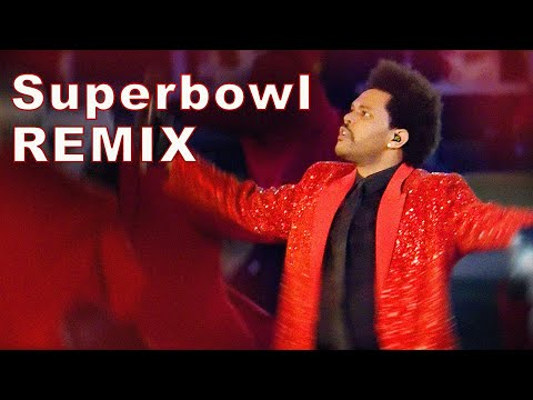 The Weeknd – House of Balloons | SUPER BOWL VERSION Halftime Show Instrumental Extended