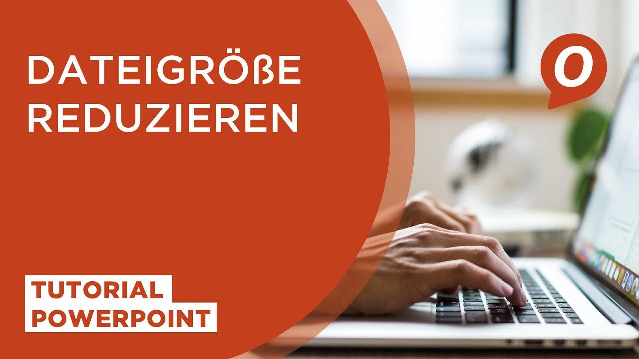 MS PowerPoint: Dateigröße reduzieren - YouTube