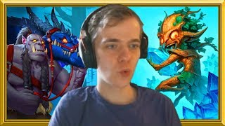 One of the Greediest Druid Decks in the History of Hearthstone