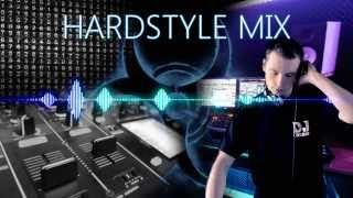 DJ CONDOR - HARDSTYLE (Mega Mix 2014) Hardstyle Club Music / Techno / Jumpstyle