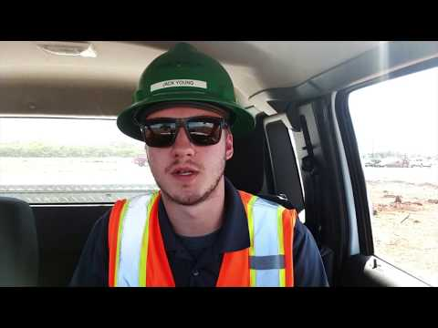 Construction Management Student Intern Shares His Experience
