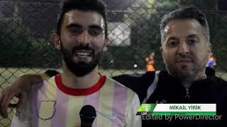 Mikail YİRİK   Asım DEMİR Gurbetspor RÖPORTAJ / ISTANBUL / iddaa Rakipbul Ligi 2018