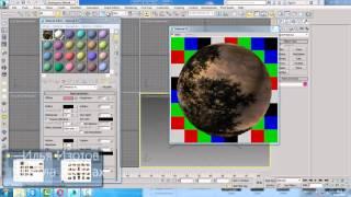 Уроки 3d Max. Материалы с текстурами 3d max. Шпаргалка ч.4. Проект Ильи Изотова