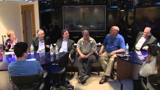 Sports Journalism Panel Discussion - PRR311