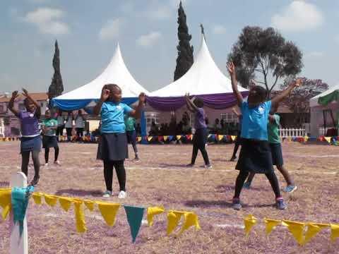 Sankofa Academy Sports Day.