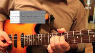 I Love Rock And Roll Guitar Solo Lesson