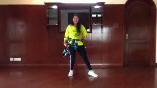 THE PRADA SONG (the doorbeen ft. Shreya sharma) Zumba Fitness Choreography