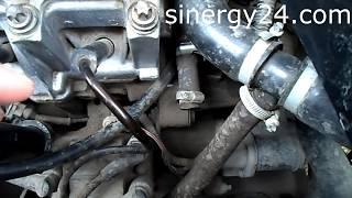 ПОДОГРЕВ двигателя 220V легкий запуск в любой мороз, принцип работы, установка на ВАЗ 2108,2109,21
