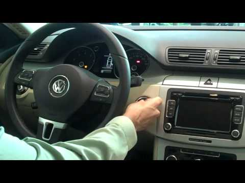 How to pair bluetooth on a 2011 Volkwagen