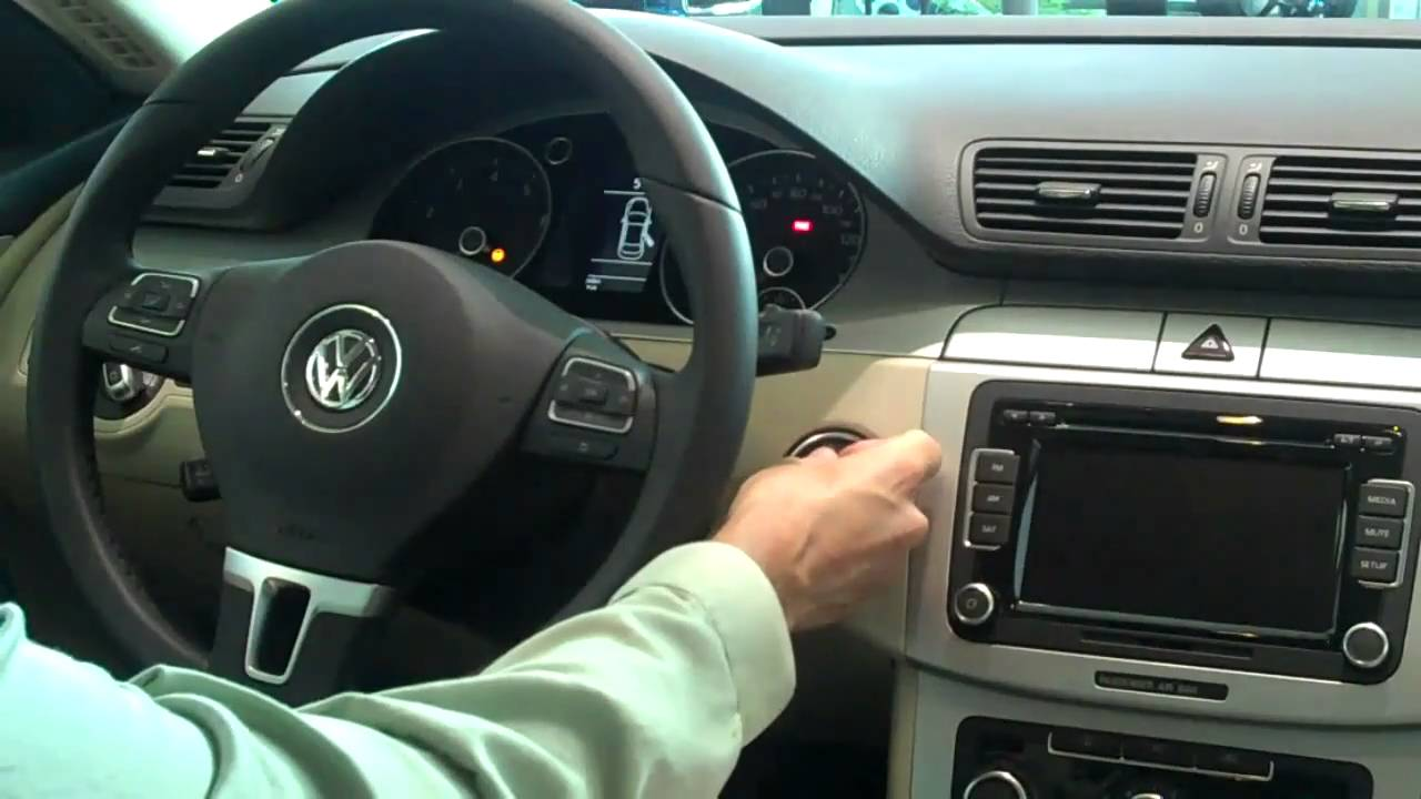 how to pair bluetooth on a 2011 volkwagen - youtube