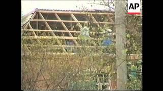 CHECHNYA: CAR BOMB EXPLOSION IN GROZNY