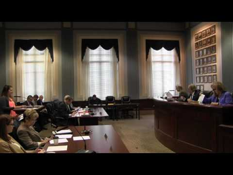 Clay County MO Commission Meeting: 10-10-16