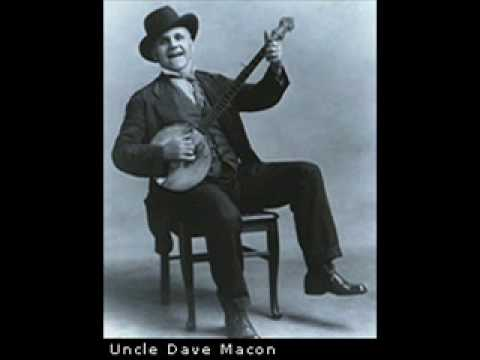 Uncle Dave Macon Old Dan Tucker