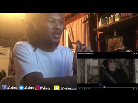 Trippie Redd - Never Ever Land (Reaction Video)