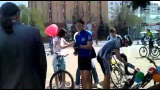 Вело-свадьба Курск