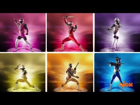 Power Rangers Ninja Steel - Power Rangers Team Morph 3   Gold Ranger