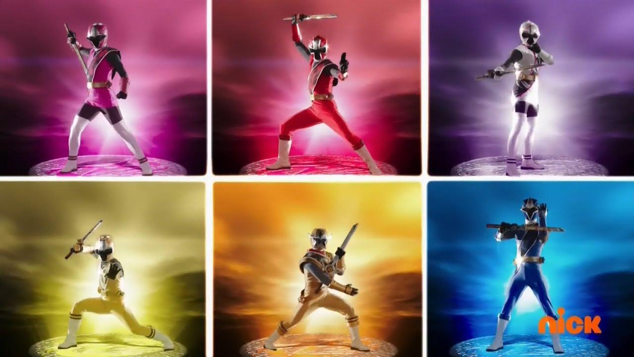 Download Power Rangers Ninja Steel - Power Rangers Team Morph 3 | Gold Ranger | Power Rangers Official