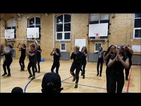 City Neighbors High school step performance {home}