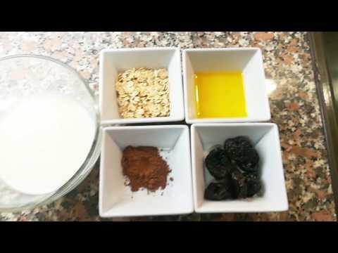 Завтрак/ легкий скраб для вашего кишечника/полезный витаминный затрак