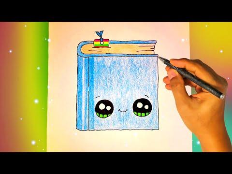 Как нарисовать книгу картинки