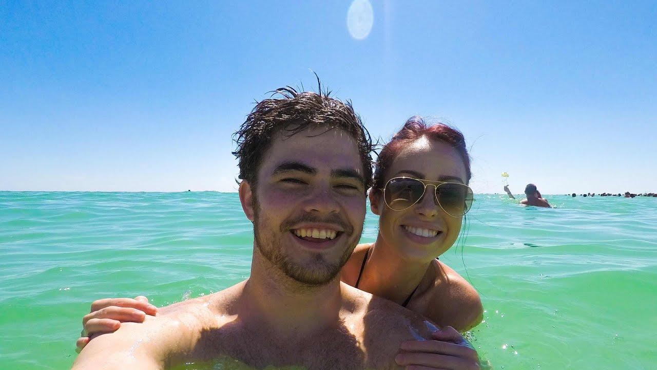 My Saay Vlog Beach Yoga Siesta Key Fl Rutele