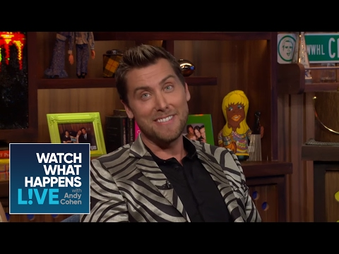 Lance Bass Talks Team Britney Or Christina And His Favorite *NSYNC Song - WWHL
