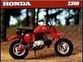 Honda Z50R History