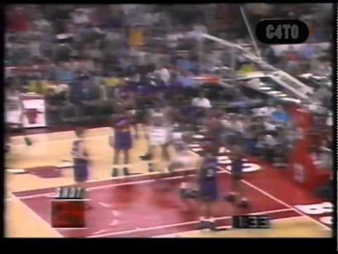 Horace  Grant Dunk Mix - Chicago Bulls