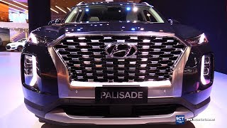 2019 Hyundai Palisade - Exterior and Interior Walkaround - Debut at 2018 LA Auto Show