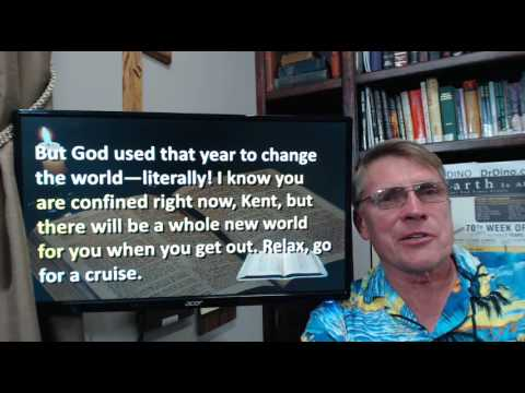 Dr. Kent Hovind 5-26-17 Oh No! Now What? Facing trials.