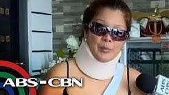 TV Patrol: Ex-barangay chairman, ginulpi matapos atakihin ang pinagkakautangang babae