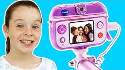 VTech Kidizoom Selfie Cam Toy | VTech Toys UK ADVERTISEMENT