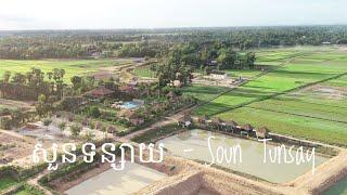 សួនទន្សាយ-សៀមរាប   Soun Tunsay in Siem reap 
