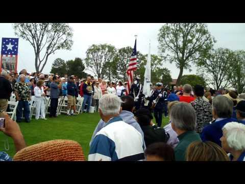 Los Angeles Veterans Memorial Day...