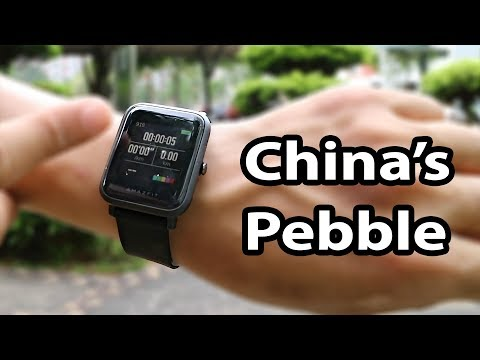 Xiaomi AmazFit Bip Smartwatch (English In-depth Review)