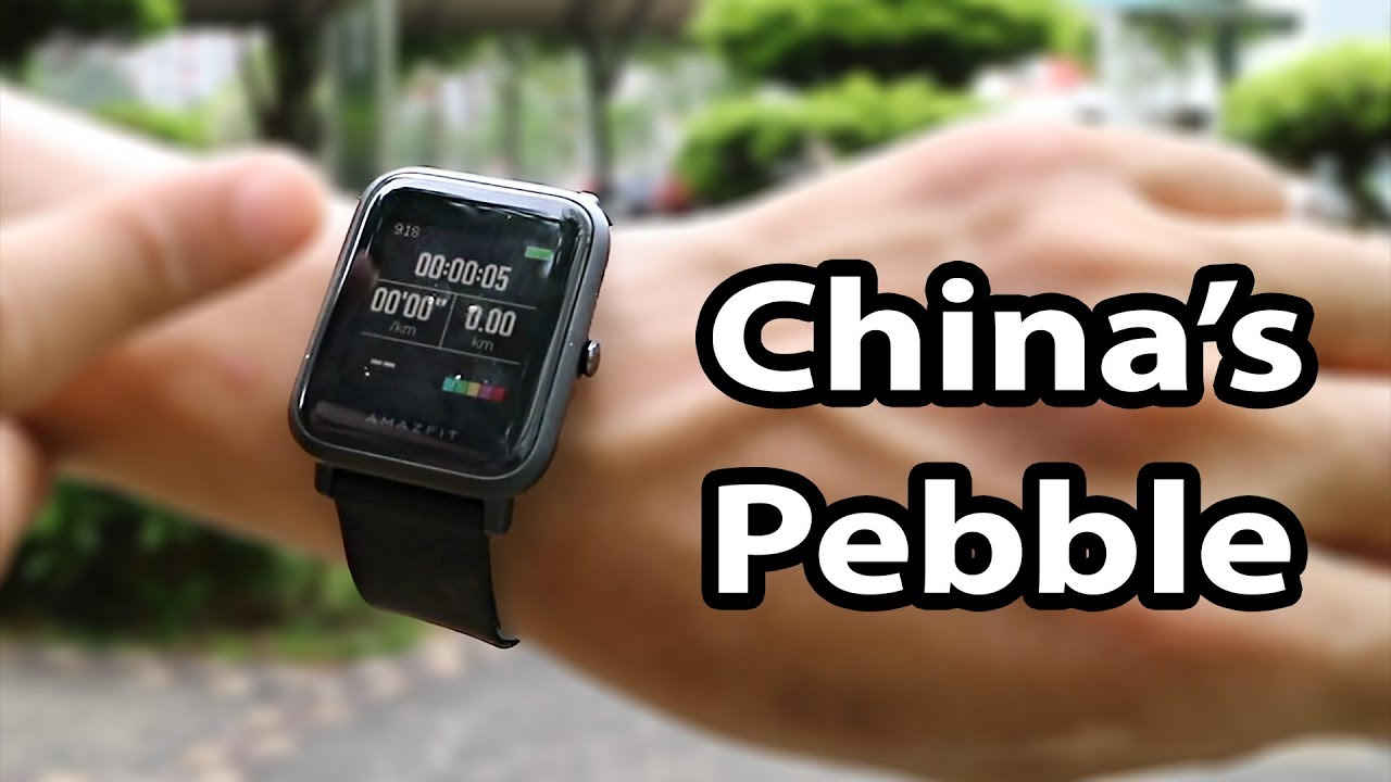 Xiaomi Amazfit Bip Smartwatch English In Depth Review Youtube Huami Charger