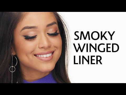 Smoky Winged Liner Tutorial | Sephora thumbnail