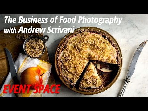 The Business of Food Photography with Andrew Scrivani