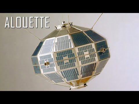 Alouette And The Ionospheric Satellites:  A Beginners Guide To The Early Canadian Space Program