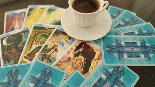 Гадание на кофе таро Что было что будет Советы карт От Никки Ами
