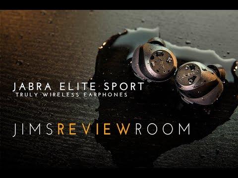 Jabra Elite Sport Truly Wireless Earphone - REVIEW