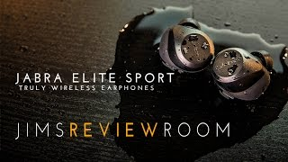 Jabra Elite Sport Truly Wireless Earphone - REVIEW