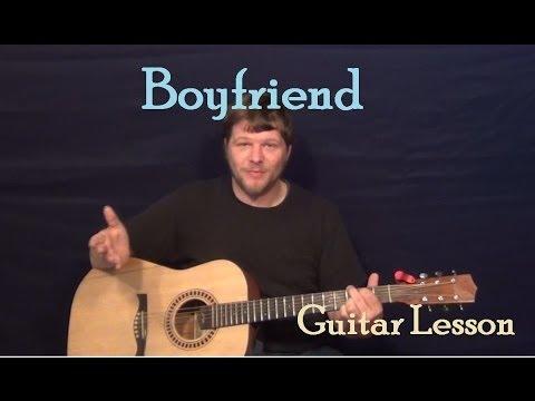 5.6 MB) Boyfriend Justin Bieber Chords - Free Download MP3