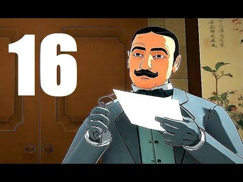 Agatha Christie: The ABC Murders - Part 16 Let's Play Game Walkthrough  