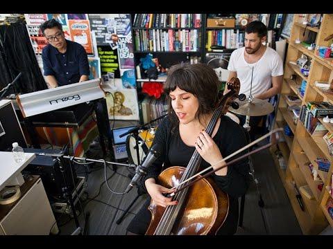 Land Lines: NPR Music Tiny Desk Concert