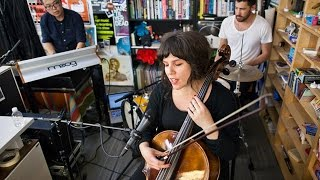 Land Lines: NPR Music Tiny Desk Concert